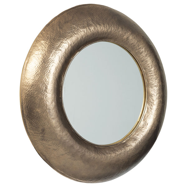 Jamesmour Mirror - Antique Gold