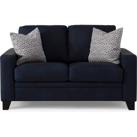 Creighton II My Custom™ Loveseat - Blue