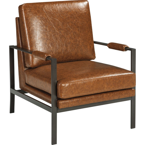 Peacemaker  Accent Chair - Brown