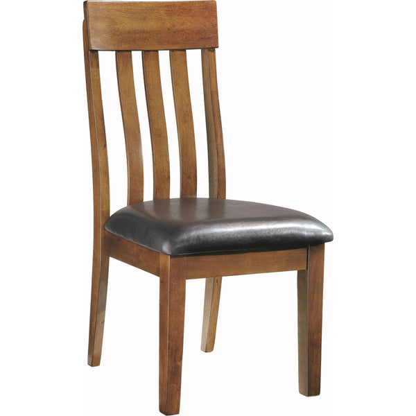 Haddigan Side Chair - Brown/Beige