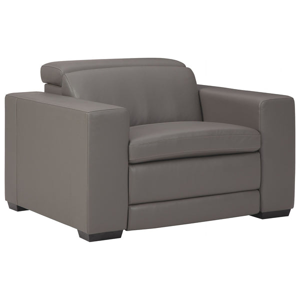 Texline Power Recliner - Gray