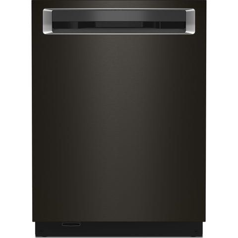 KitchenAid Dishwasher - Black Stainless