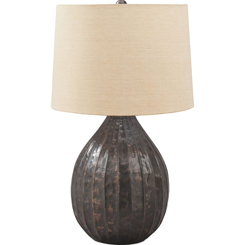 Marloes Table Lamp - Copper Finish