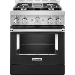 KitchenAid Gas Range - Ink