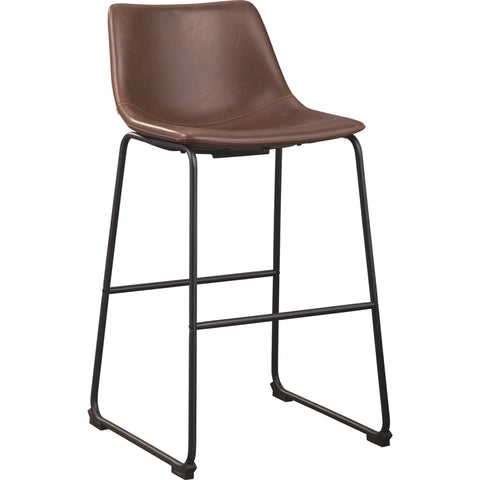 Centiar Bar Stool - Brown