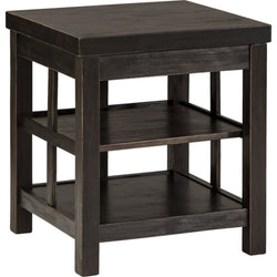Gavelston End Table - Black