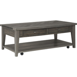 Branbury Coffee Table - Gray