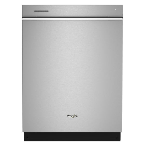 Whirlpool Dishwasher - Stainless Steel