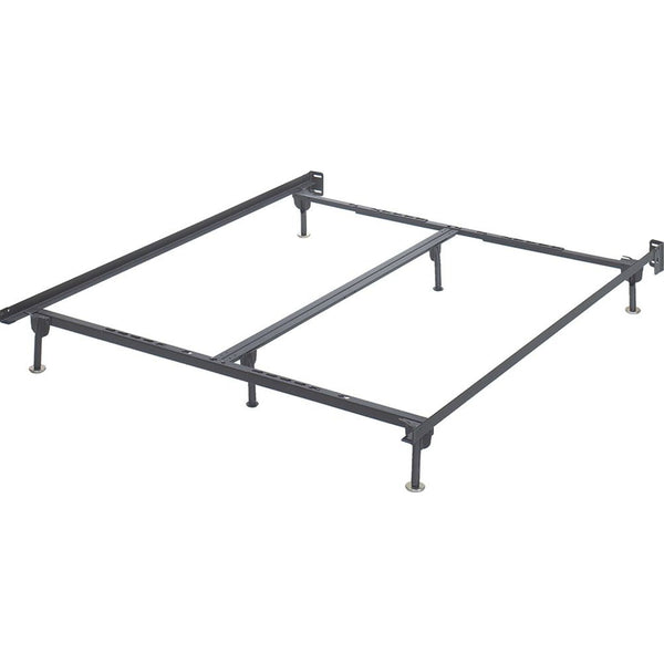 Day Bed Platform / Bed Frames / Bed Rails Bolt on Bed Frame - Black