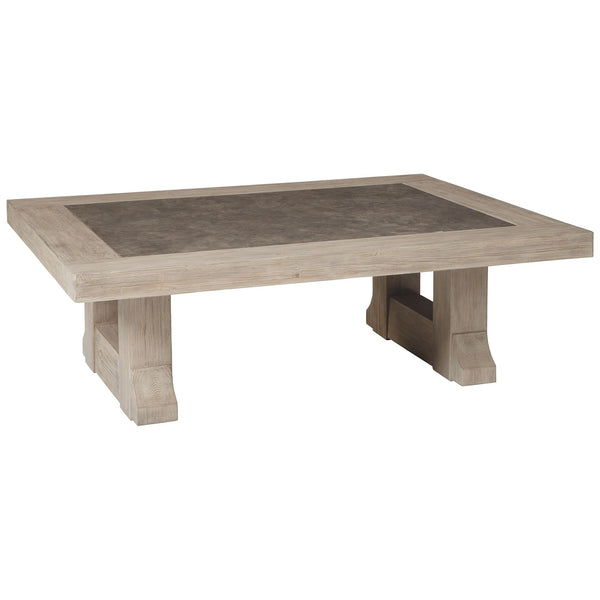 Hennington Coffee Table - Light Brown