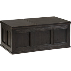 Gavelston Coffee Table - Black