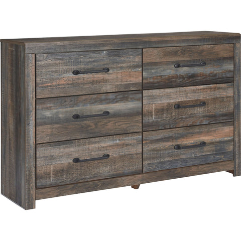 Drystan Dresser - Brown