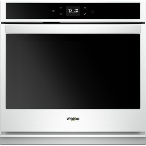 Whirlpool 27 Self Clean Wall Oven - White