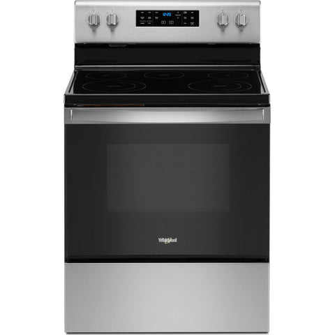 Whirlpool 30 Electric Range - Stainless Steel