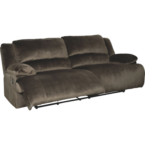 Clonmel Reclining Sofa - Chocolate