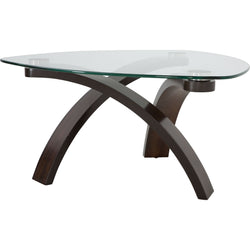 Allure Coffee Table - Hazelnut