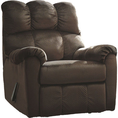 Parketon  Rocker Recliner - Chocolate