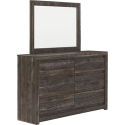 Vay Bay Mirror - Charcoal