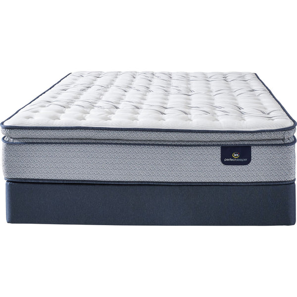 Serta Perfect Sleeper Gillespie Plush Queen HP Set