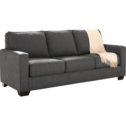 Tucker Queen Sofa Bed - Charcoal
