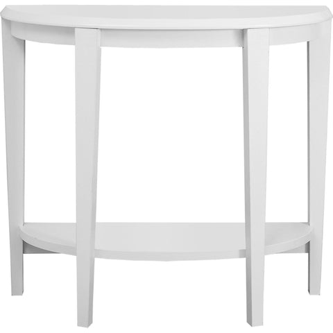 Console Table RTA Coffee Table - White