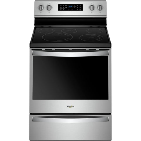 Whirlpool Convection Range - Stainless Steel