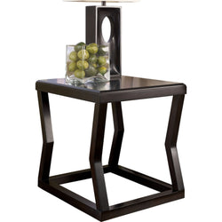 Kelton End Table - Espresso