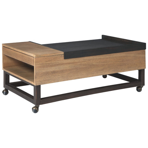 Fridley Coffee Table - Two-tone
