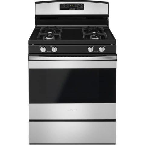 Amana Gas Range - Stainless Steel