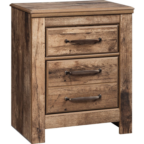 Blaneville Nightstand - Brown