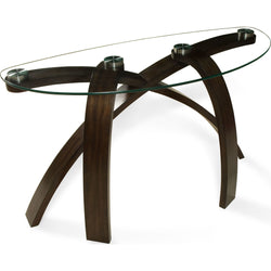 Allure Sofa Table - Hazelnut