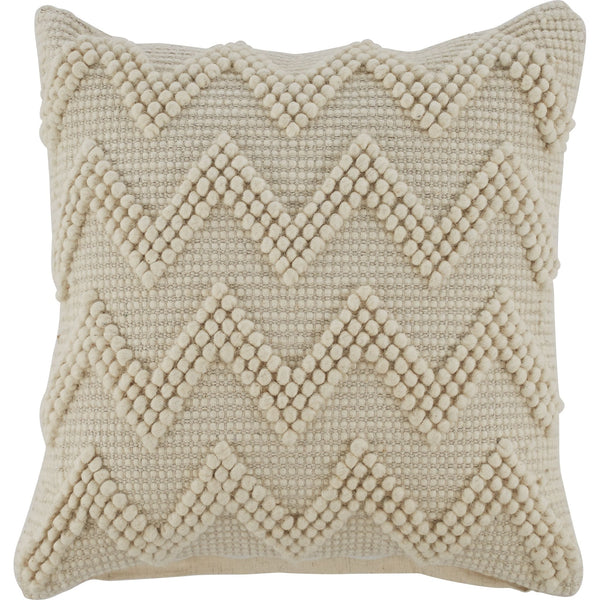Amie Accent Pillow - Cream