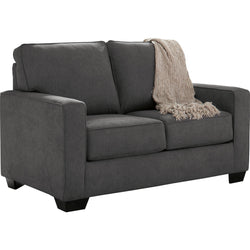 Tucker Twin Sofa Bed - Charcoal