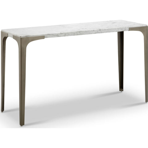 Mercer Sofa Table - White