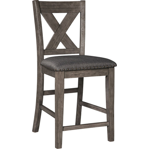 Kingston Bay Bar Stool - Dark Gray
