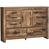 Blaneville Dresser - Brown