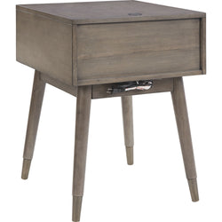 Paulrich  Accent Table - Antique Gray