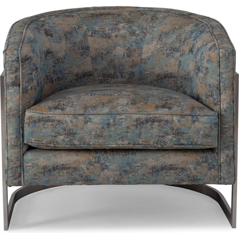 Dezi Accent Chair - Sky