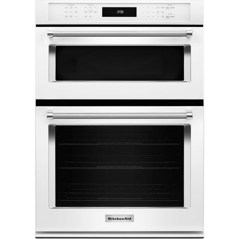KitchenAid Microwave/Wall Oven - White