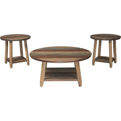 Raebecki 3 Pack Tables - Multi