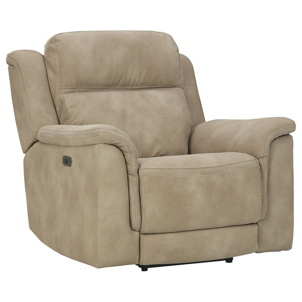 Next Power Recliner - Sand