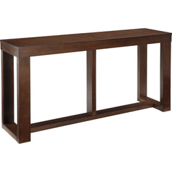 Watson Sofa Table - Dark Brown