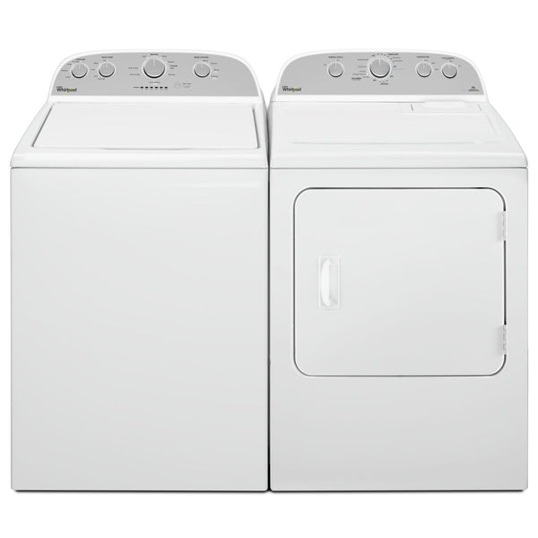 Whirlpool Top Load Pair - White