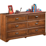 Old Mission Dresser - Medium Brown