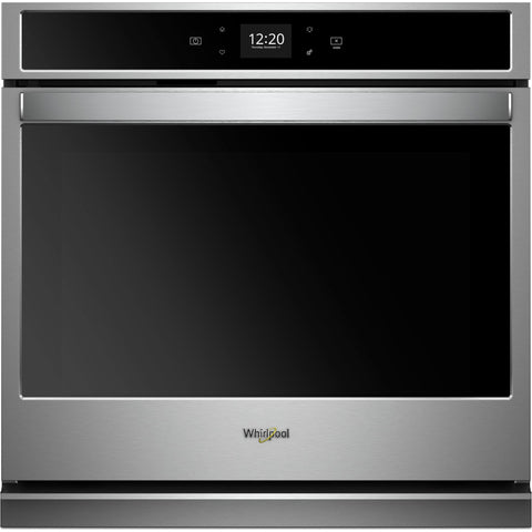 Whirlpool 27 Self Clean Wall Oven - Stainless
