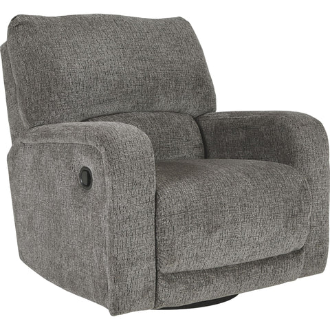 Wittlich Swivel Glider Recliner - Slate