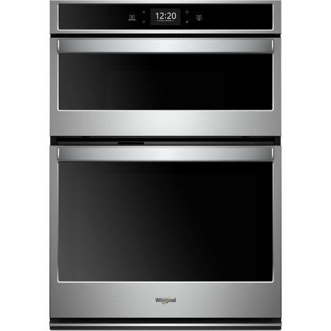 Whirlpool 30 Microwave/Wall Oven  - Stainless Steel