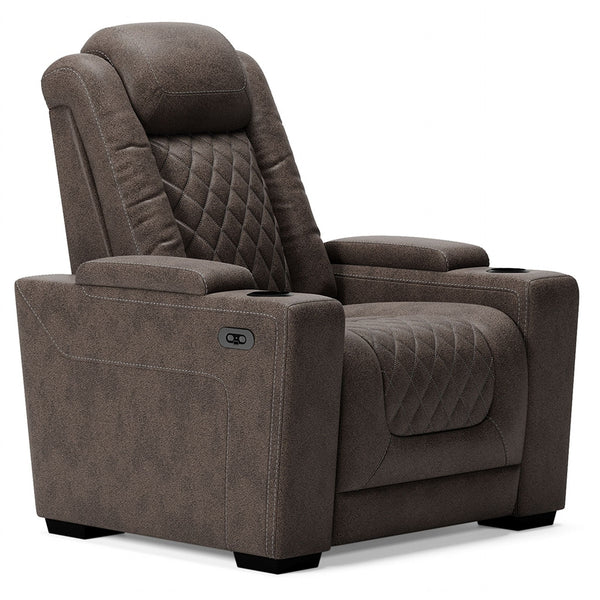 HyllMont Power Recliner - Gray