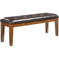Haddigan Bench - Medium Brown