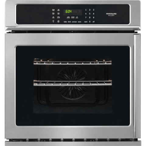 Frigidaire Gallery 27 Easy Clean Wall Oven - Stainless Steel
